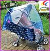 double stroller rain cover