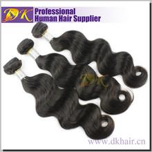 DK Hair 100% Human Cheap Virgin Malaysian Hair Extension Shop