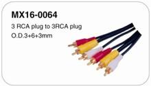 BNC AV S-Video RCA to VGA Converter Adapter
