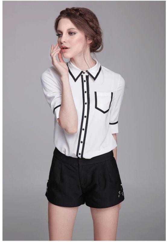 Элегантная Блузка Для Дамы