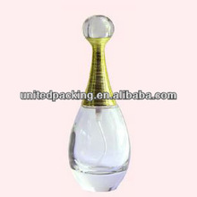 100ml crystal Perfume Bottle