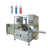 automatic cartridge filling machine used for silicone sealant and grease
