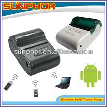 bluetooth thermal pos printer