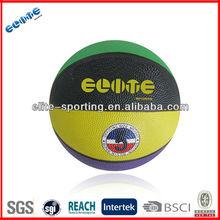 Hot sale good quality custom rubber basketball balls