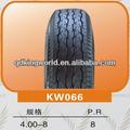 Tuk Tuk, BAJAJ, TROIS pneus des roues Taille 4.00-8 pneus moto meilleure qualité
