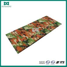 Camo camouflage sleeping bag waterproof sleeping bag