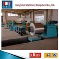 De metal de acero de la bobina de la máquina de corte longitudinal, el precio de la máquina que raja, automático de corte longitudinal y rebobinado de la máquina