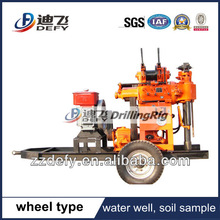XY coring sample and geological exploration drilling rig with SPT tools