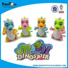 Plástico wind up toy animal