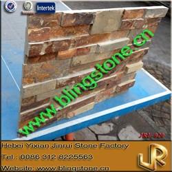 Natural Rusty Slate House Stone Siding
