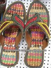 New Arrival 2015 Latest Design Indian Women Juti Shoe