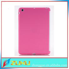Popular hot selling soft back tpu case for ipad mini 2
