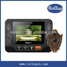 850/900/1800/1900door alarm, auto call video intercom, android smart door eye