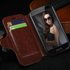 mobile phone case for samsung galaxy s3 i9300, leather case for s3, wallet flip case cover for samsung galaxy s3 i9300