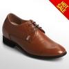 2014 Latest Wholesale Men Shoes/men tan dress shoes leather