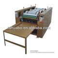 pequeña máquina de impresión flexográfica