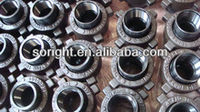 API pipe fittings Hammer union for oilfield