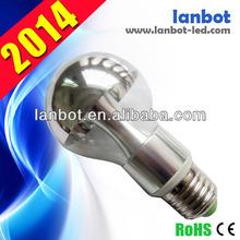High quaity new style 2014 e27 bulb Favorites Compare 5W E27 Aluminum Light LED bulb 6w