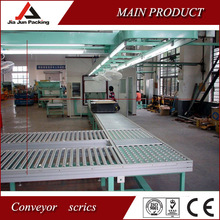 Good quality stainless steel roller table conveyor