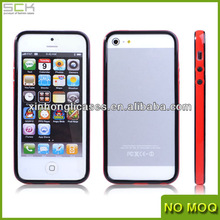 2 in 1 Hard PLASTIC BUMPER for IPHONE 5/5S ORIGINAL FACTORY PRODUCE