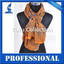 fashion scarf metal beads