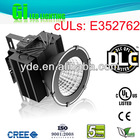 UL cUL listed high power LED industrial high bay light with 5 years warranty(DLC for 150w and 200w)
