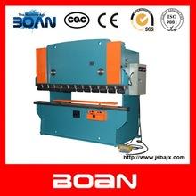 Tôle Machine de pliage / wc67y hydraulique métal Machine de pliage