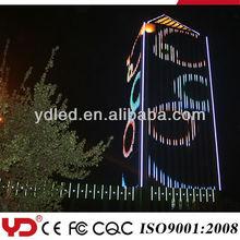 O programa gratuito à prova de fogo V-0 patenteado IP68 conduziu a iluminação projeto