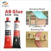 general purpose clear acrylic AB glue