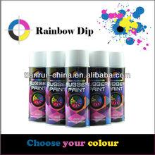 multicolor decorative liquid metal coating