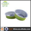 Disposable collapsible silicone food containers