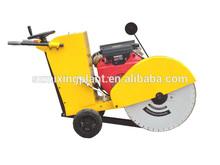 Semi-self Propelled Concrete Road Cutting Machine