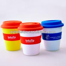 Promotion plastic thermos mug 300ML