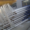 Q235 3m-35msteel pole bathtub unlistenable download/ galvanized pole manufacturers/ street light poles