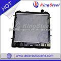 Auto de aluminio del radiador para nissan navara 16510-17030