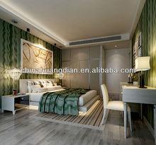 Bedroom set furniture design for five star hotel HDBR514
