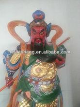Ningob China 10 yerars professinal wooden carving buddha abstract oil paintings