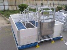 PVC Pig Farrowing Crates farming equipment pig pen E-303