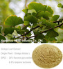Ginkgo biloba leaf extract, CP2010, acid less than 5ppm