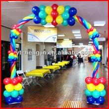 Balloon door banquet wedding stage decoration