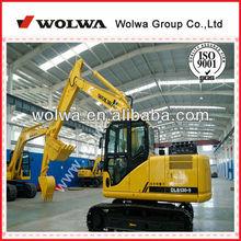 Shandong 13T crawler excavator jcb 3cx for sale uk good performance