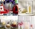 personalizado claro vasosde plástico para casamento