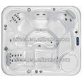 2014 novo design de estilo europeu banheira de água quente