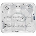 2015 new design european style hot tub