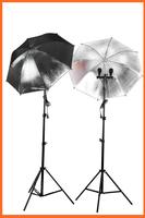 Photo Studio Flash Bracket Mount B Umbrellas studio Lighting kit Stand Kit Speedlite Accessory