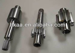 Precision Stainless Steel Hydraulic Pump Gear