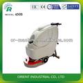 450b trator montado vassoura aeroporto máquina de lavar roupa andar atrás lavadora piso elétrico da máquina purificador