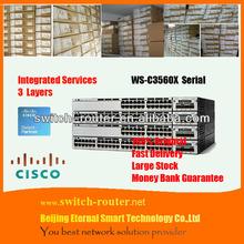 24 port cisco switch Cisco WS-C3750X-24U-S 24 Port
