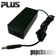 48V 1.5A 72 Watt Universal 3-Wire Input Power Adapter Meets EISA and Ecodesign Requirements