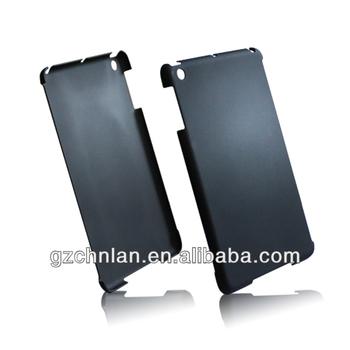 Black PC hard case for IPAD MINI